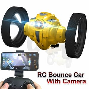 Bounce RC Car with Camera