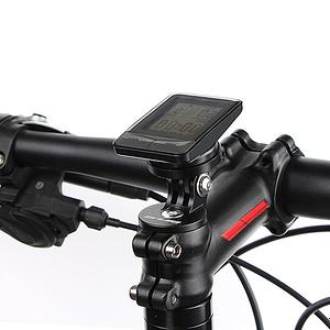 Adjustable Bike Stem Top Cap Mount Holder