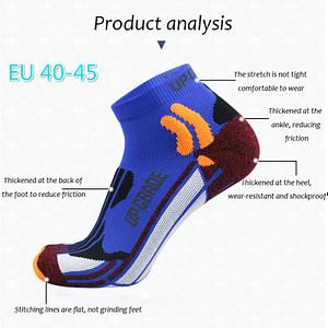 Coolmax Running Cotton Compression Socks