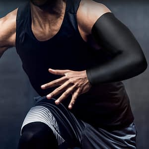 WorthWhile Sports Arm Compression