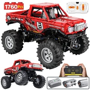 4WD Off Road Vehicle Model
