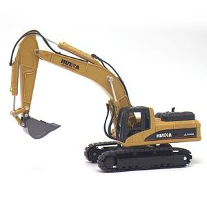 HUINA 1:50 Dump Truck Excavator