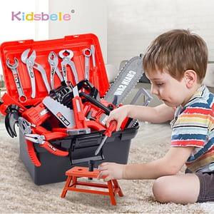 Kids Toolbox Kit Educational Toys